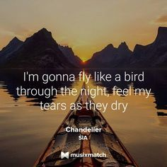Chandelier - Sia (lyrics